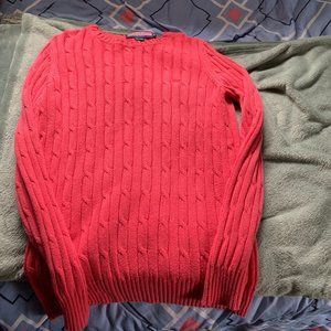 Womens Vineyard Vines Cable Knit Sweater